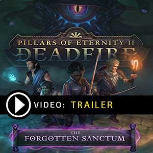 Buy Pillars of Eternity 2 Deadfire The Forgotten Sanctum CD Key Compare Prices