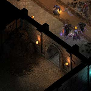 Pillars of Eternity - Battle
