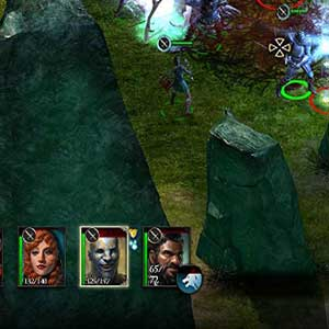 Pillars of Eternity - Gameplay