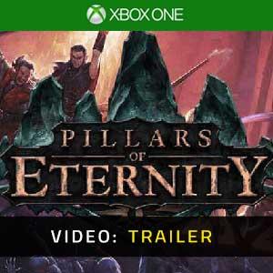 Pillars of Eternity Xbox One Video Trailer