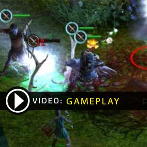 Pillars of Eternity Gameplay Video