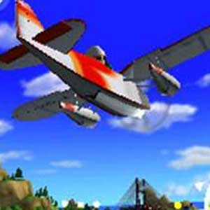Pilotwings Resort Nintendo 3DS Airplane