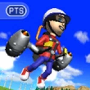 Pilotwings Resort Nintendo 3DS Flying