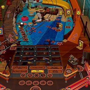 real pinball machine