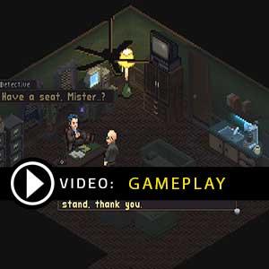 Pixel Noir Gameplay Video
