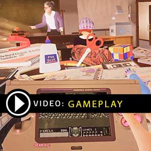 Pixel Ripped 1989 Gameplay Video