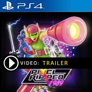 Pixel Ripped 1989 PS4 Prices Digital or Box Edition