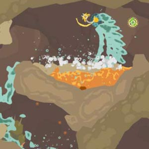 PixelJunk Shooter - Environment