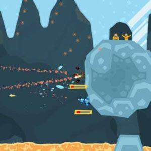 PixelJunk Shooter - Combat