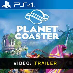 Planet Coaster PS4 Video Trailer