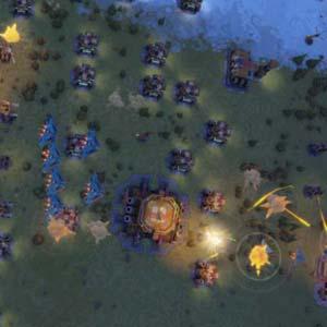 Planetary Annihilation - Attack