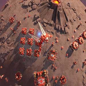 demolish planets