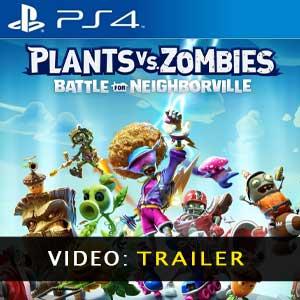 Plants vs Zombies Battle for Neighborville trailer video