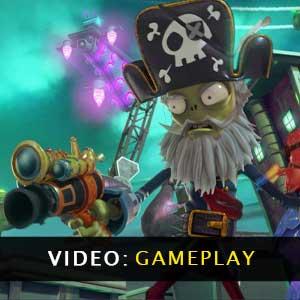 Plants vs Zombies Garden Warfare 2 Gameplay Video