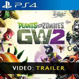 Plants vs Zombies Garden Warfare 2 Trailer Video