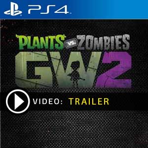 Plants vs Zombies Garden Warfare 2 PS4 Prices Digital or Physical Edition