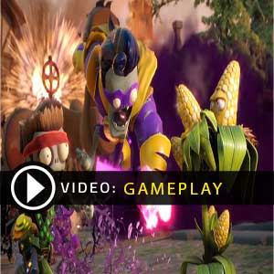 Plants vs Zombies Garden Warfare 2 PS4 Gameplay Video