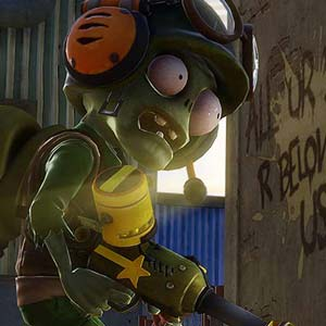 Plants vs Zombies Garden Warfare PS4 Zombie