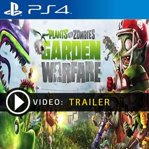 Buy Plants Vs Zombies Garden Warfare Ps4 Game Code Compare Prices