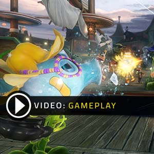 Plants vs Zombies Garden Warfare Xbox One Gameplay Video