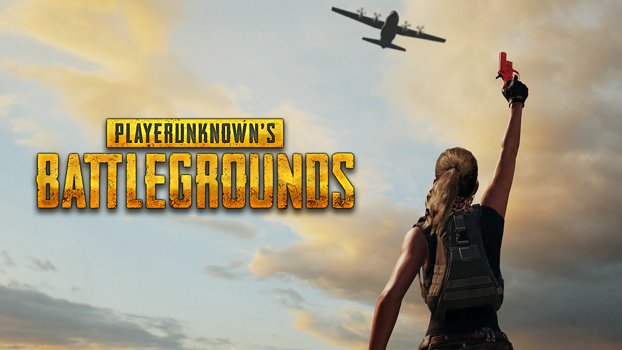 PlayerUnknown's Battlegrounds Event Mode Adds Flare Guns