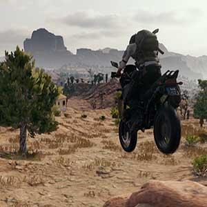 PlayerUnknowns Battlegrounds Miramar map