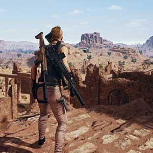 PlayerUnknowns Battlegrounds squad mode