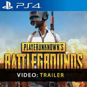 PlayerUnknowns Battlegrounds trailer video