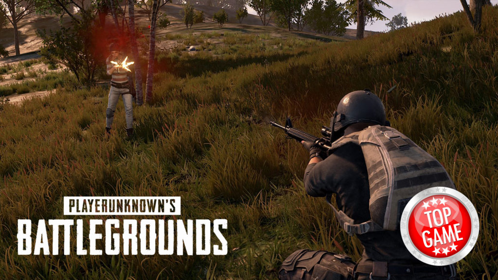 PlayerUnknown's Battlegrounds Cross Play Cover