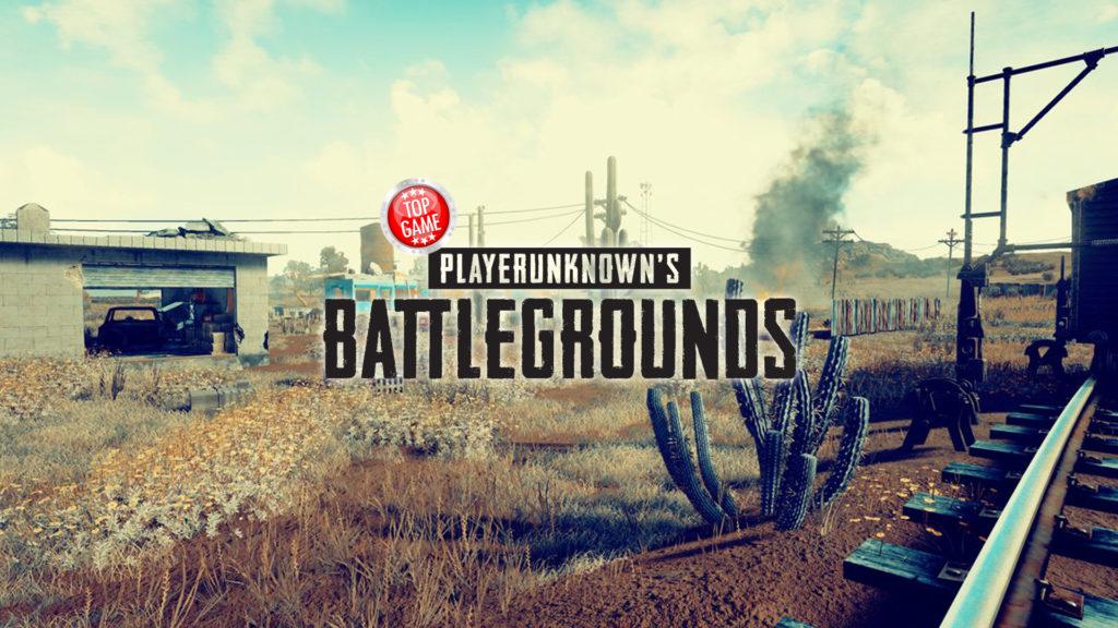 Playerunknown S Battlegrounds Desert Map: New PlayerUnknown's Battlegrounds Desert Map Teased