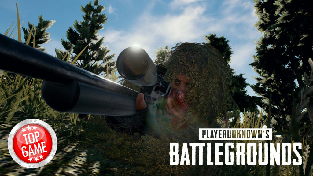 PlayerUnknown's Battlegrounds Single Player Campaign Cover
