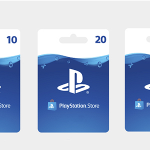 Playstation Gift Card PlayStation Store
