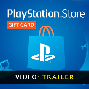 Playstation Gift Card Trailer