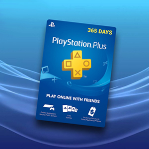 Playstation Plus 365 Days CARD - Game Card