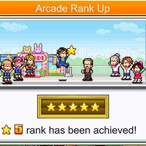 Top of rankings