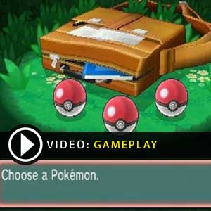 Pokemon Alpha Sapphire Nintendo 3DS Gameplay Video