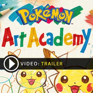 Pokemon Art Academy Nintendo 3DS Prices Digital or Physical Edition