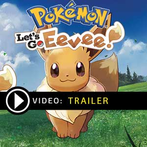 Pokemon Lets Go, Eevee