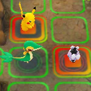 Pokemon Mystery Dungeon Gates to Infinity Nintendo 3DS Gameplay