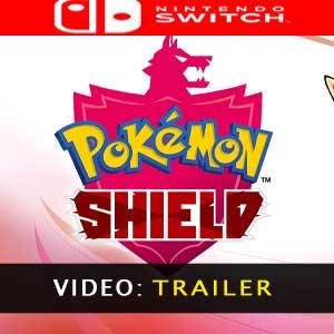 Pokemon Shield Nintendo Switch Trailer Video