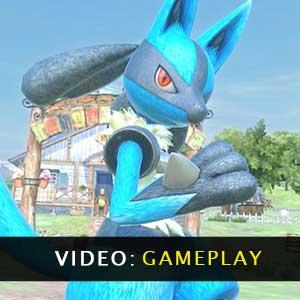 Pokken Tournament DX Gameplay Video