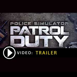 Buy Police Simulator Patrol Duty CD Key Compare Pricess