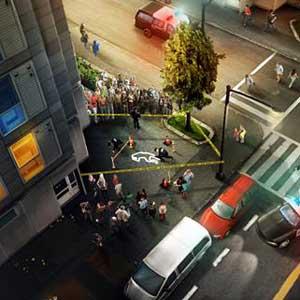 Police Tactics Imperio Crime scene