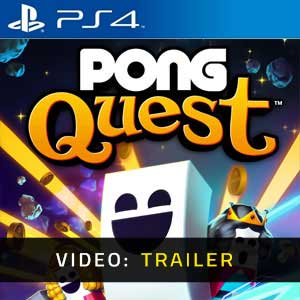PONG Quest PS4 Video Trailer