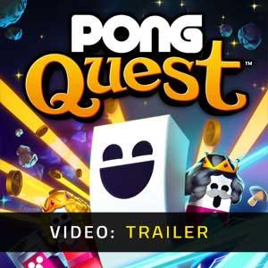 PONG Quest Video Trailer