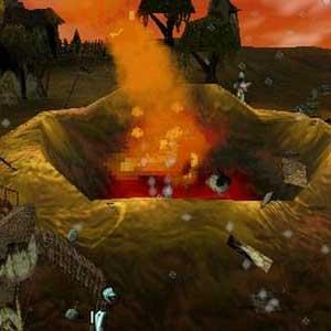 Populous The Beginning Volcano