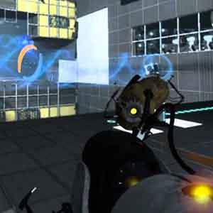 Portal 2 Gameplay