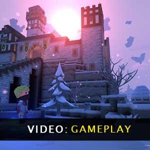 Portal Knights Gameplay Video