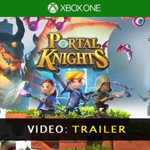 Portal Knights Xbox One Code Prices Digital or Box Edition