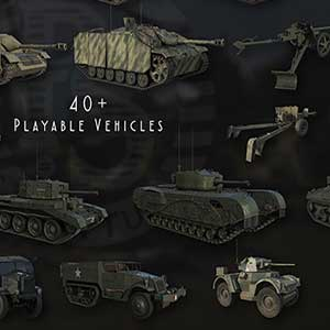 Playable Vehicles